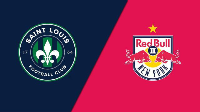 Saint Louis FC vs. New York Red Bulls II (USL Championship)