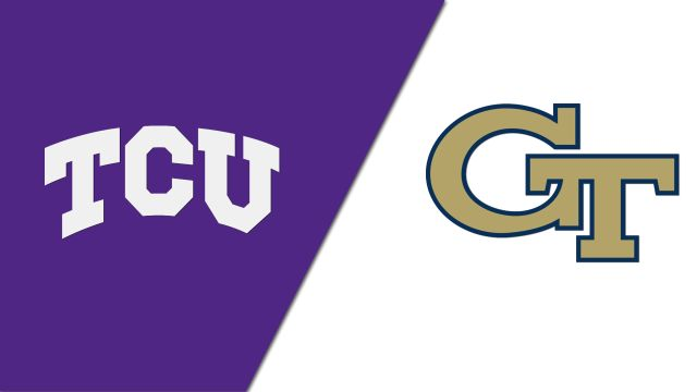 TCU vs. Georgia Tech (Semifinal) (W Volleyball)