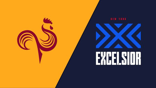 Paris Eternal vs. New York Excelsior (Esports)