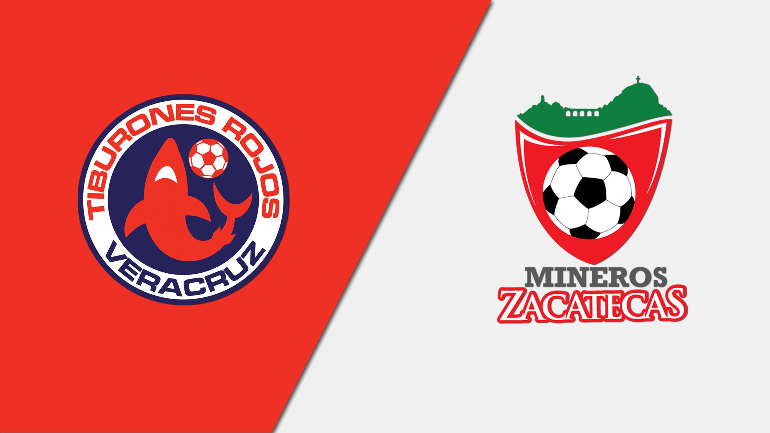 Tiburones Rojos de Veracruz vs. Mineros de Zacatecas (Jornada 6)