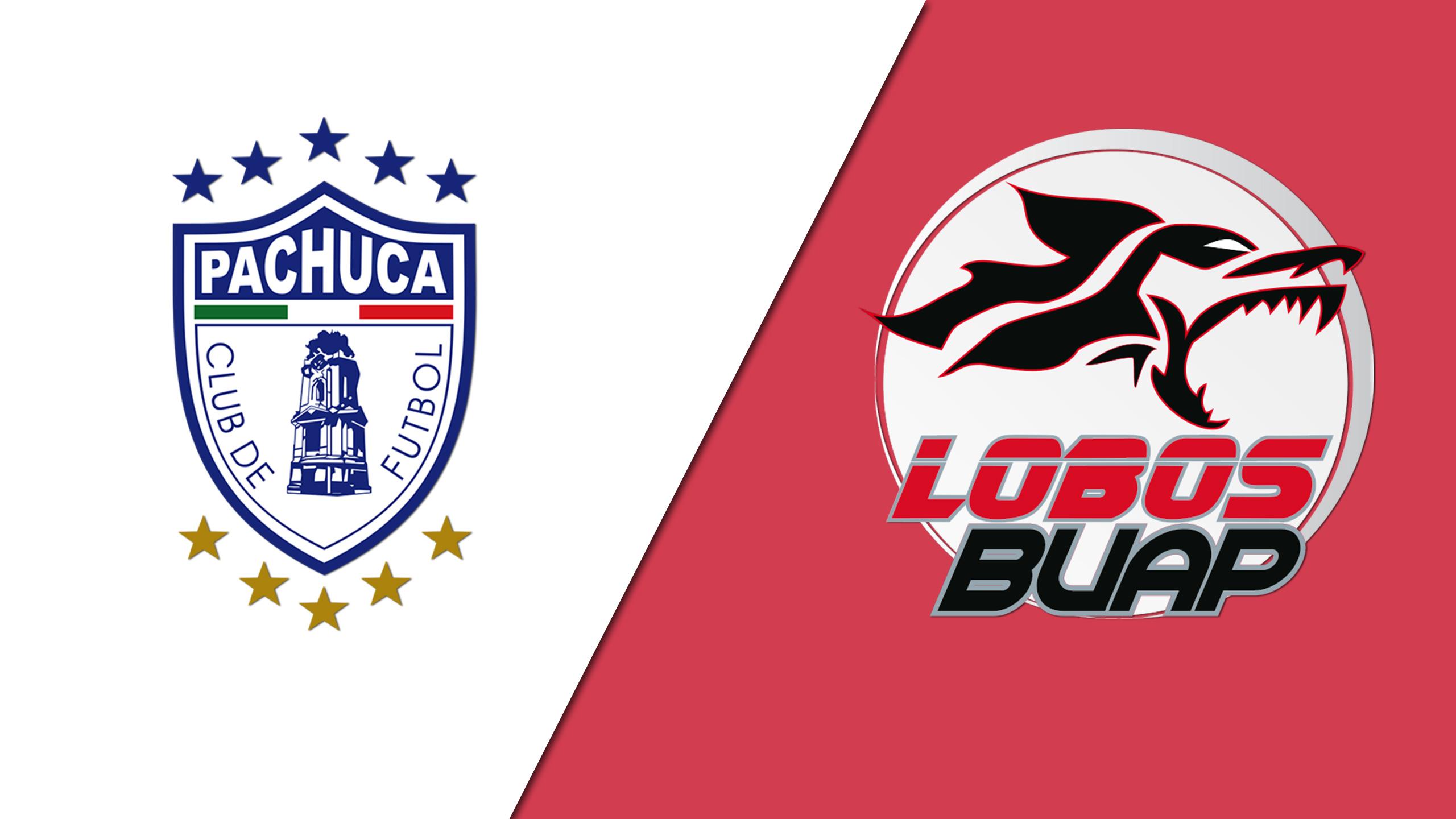 In Spanish - Tuzos del Pachuca vs. Lobos BUAP (Jornada 5) (Liga MX)