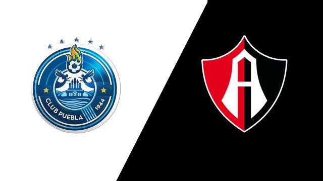 Puebla FC vs. Club Atlas de Guadalajara (Jornada 6)
