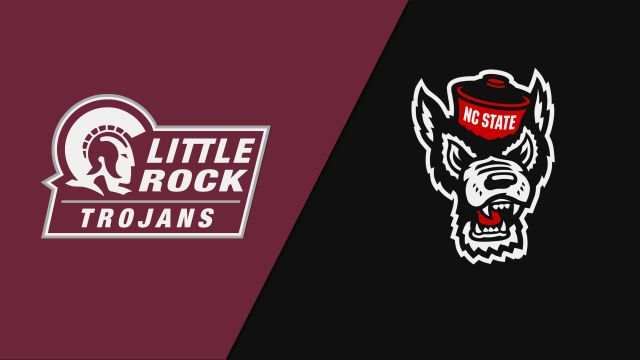 Little Rock vs. NC State (M Basketball)