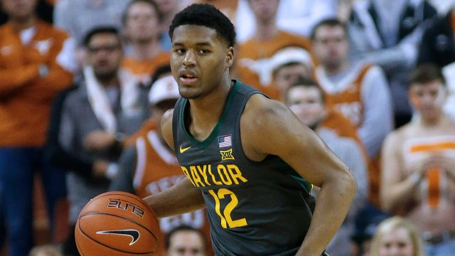 #1 Baylor vs. Oklahoma (M Basketball)