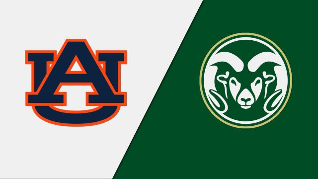 Auburn vs. Colorado State (Site 5 / Game 5) (NCAA Softball Regionals)