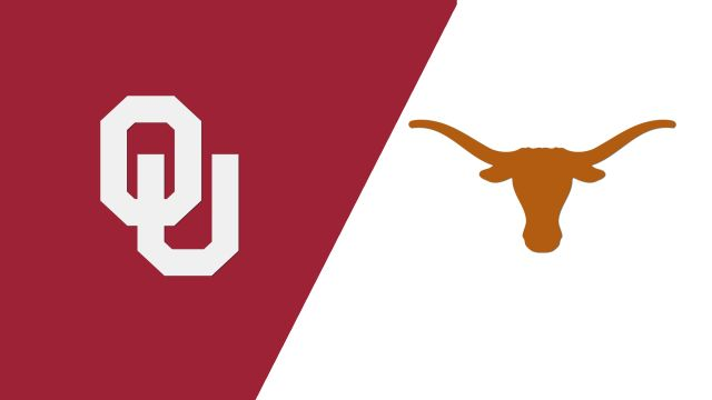 #5 Oklahoma vs. #6 Texas (re-air)