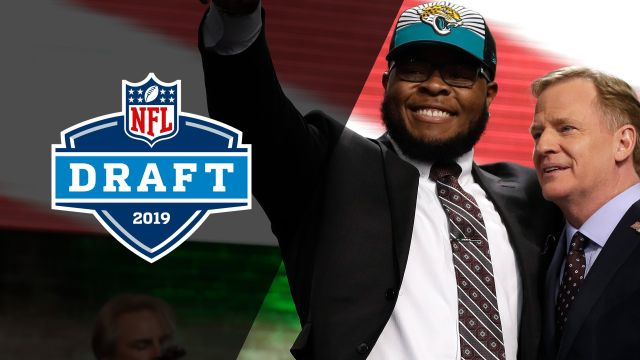 2019 NFL Draft Presented by Courtyard (Rounds 2-3)