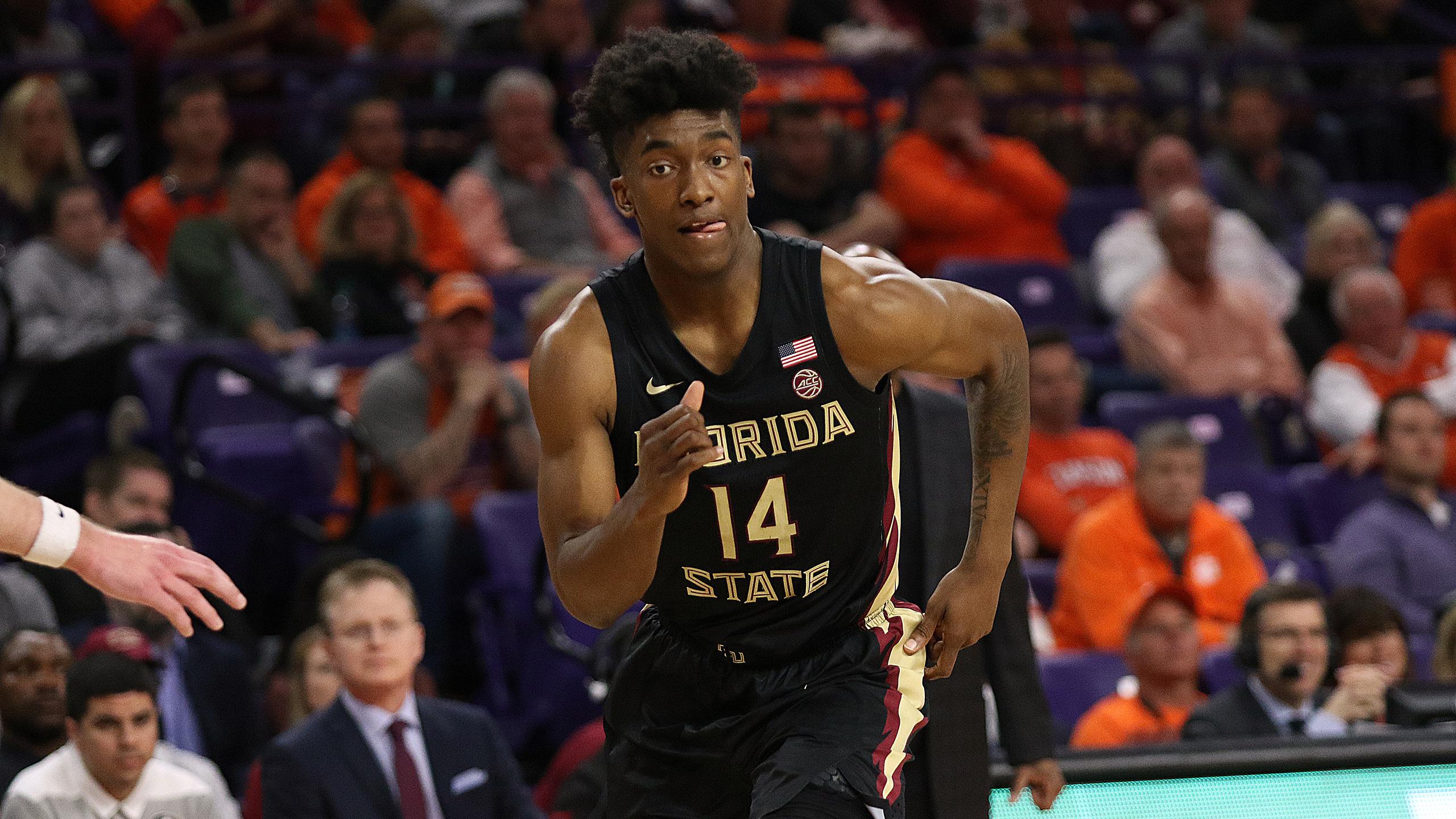 NC State vs. #18 Florida State (M Basketball)