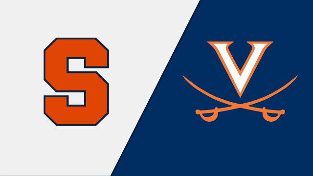 #4 Syracuse vs. #7 Virginia (Quarterfinal) (ACC Women's Lacrosse Championship)
