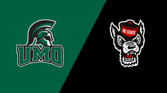 Mount Olive vs. NC State (M Basketball)
