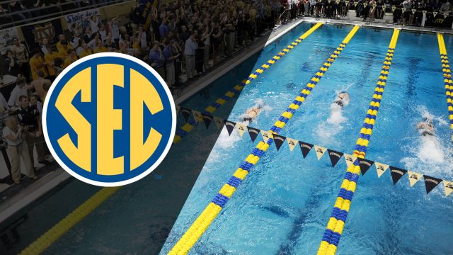 SEC Swimming and Diving Championships (Day Three Prelims)