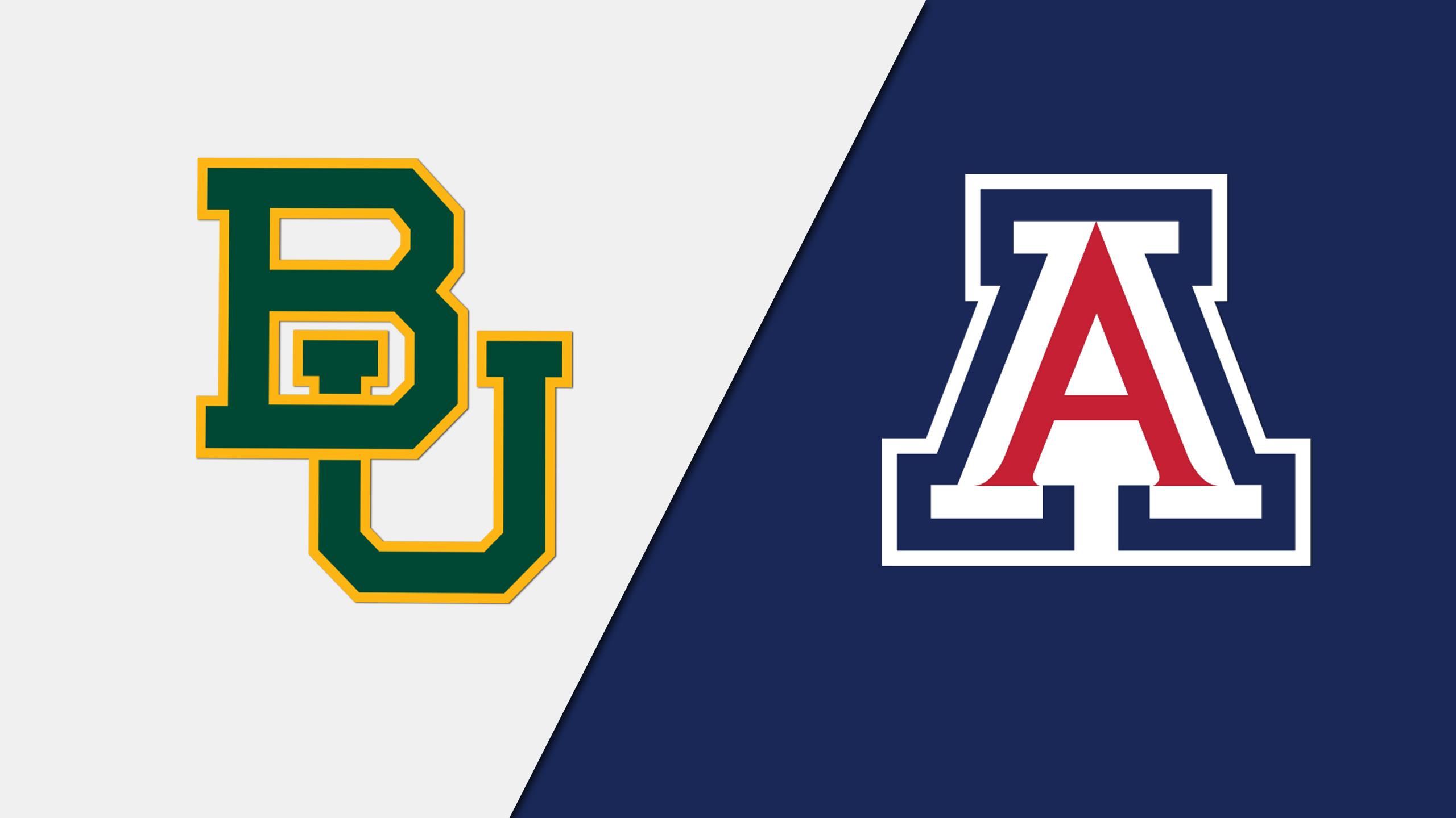 Baylor vs. Arizona (M Basketball) (re-air)