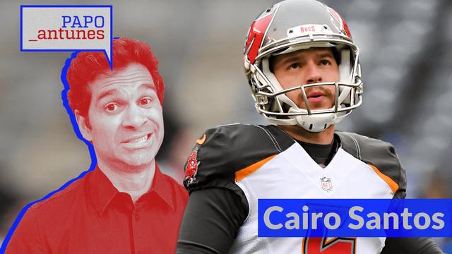 Cairo Santos: 'A experiência nos Rams foi incrível'