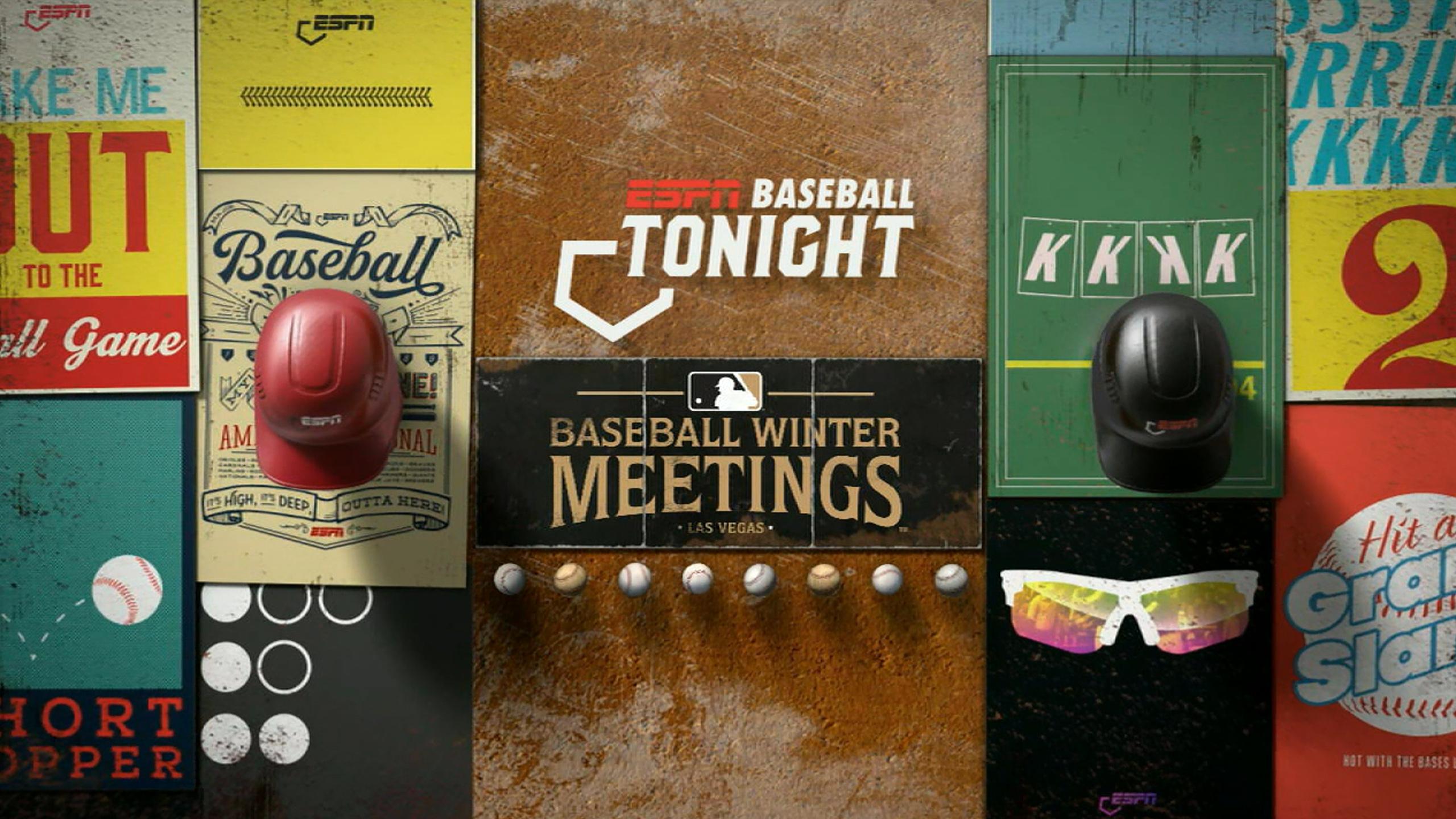 Baseball Tonight: Winter Meetings