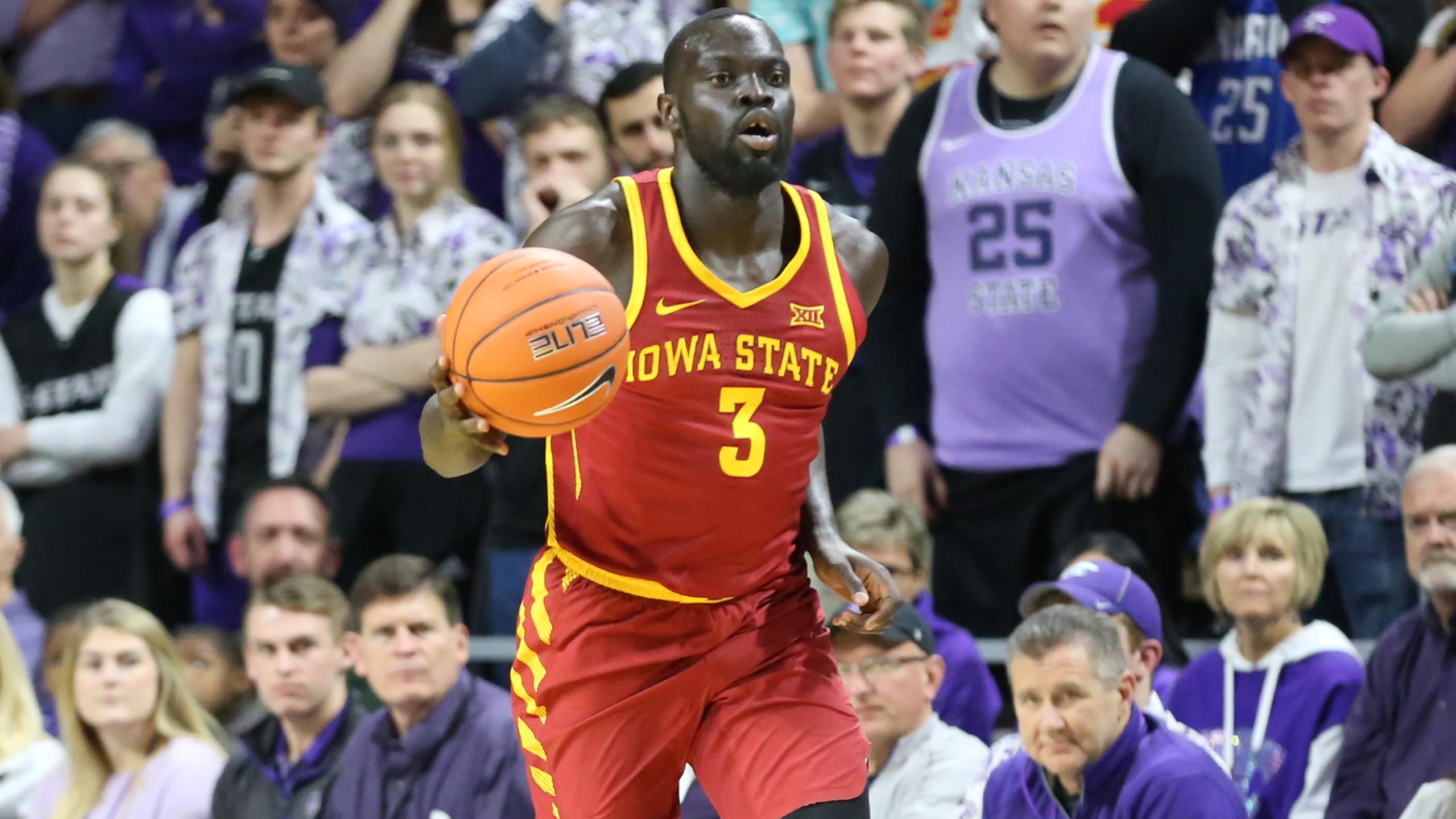 Baylor vs. #19 Iowa State (M Basketball)