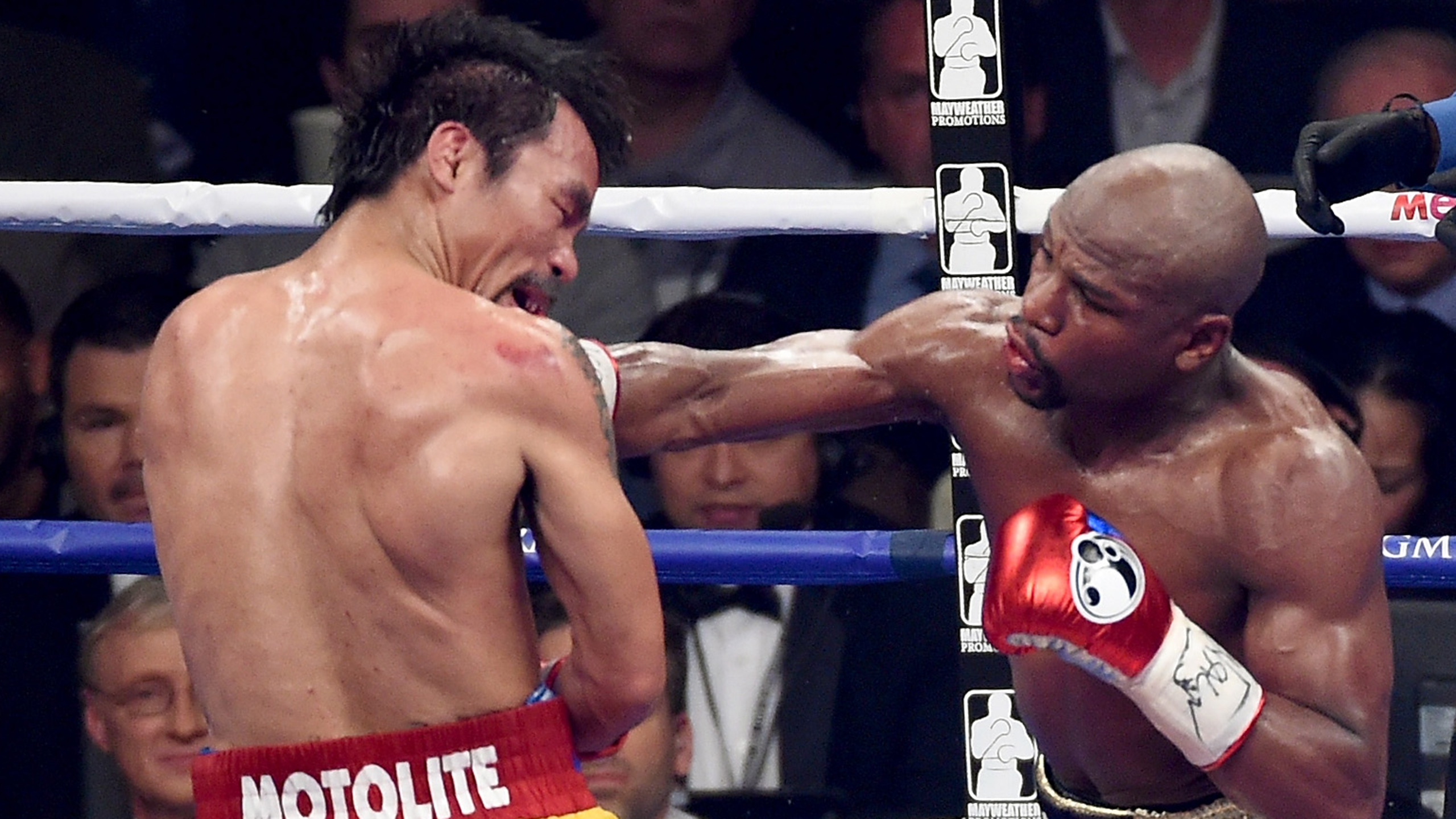 Floyd Mayweather Jr. vs. Manny Pacquiao (re-air)