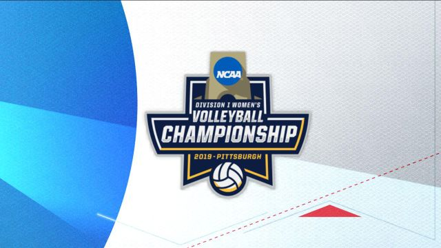 NCAA Women's Volleyball Tournament (Trophy Presentation) (NCAA Women's Volleyball Tournament)