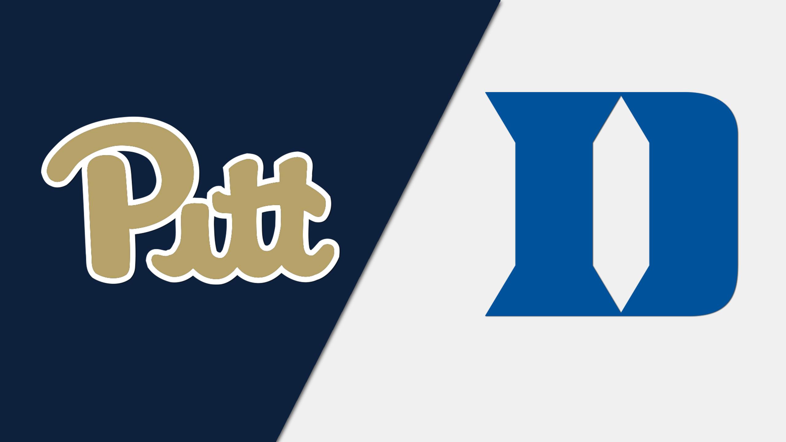 Pittsburgh vs. Duke (Quarterfinal) (ACC Men's Soccer Championship)