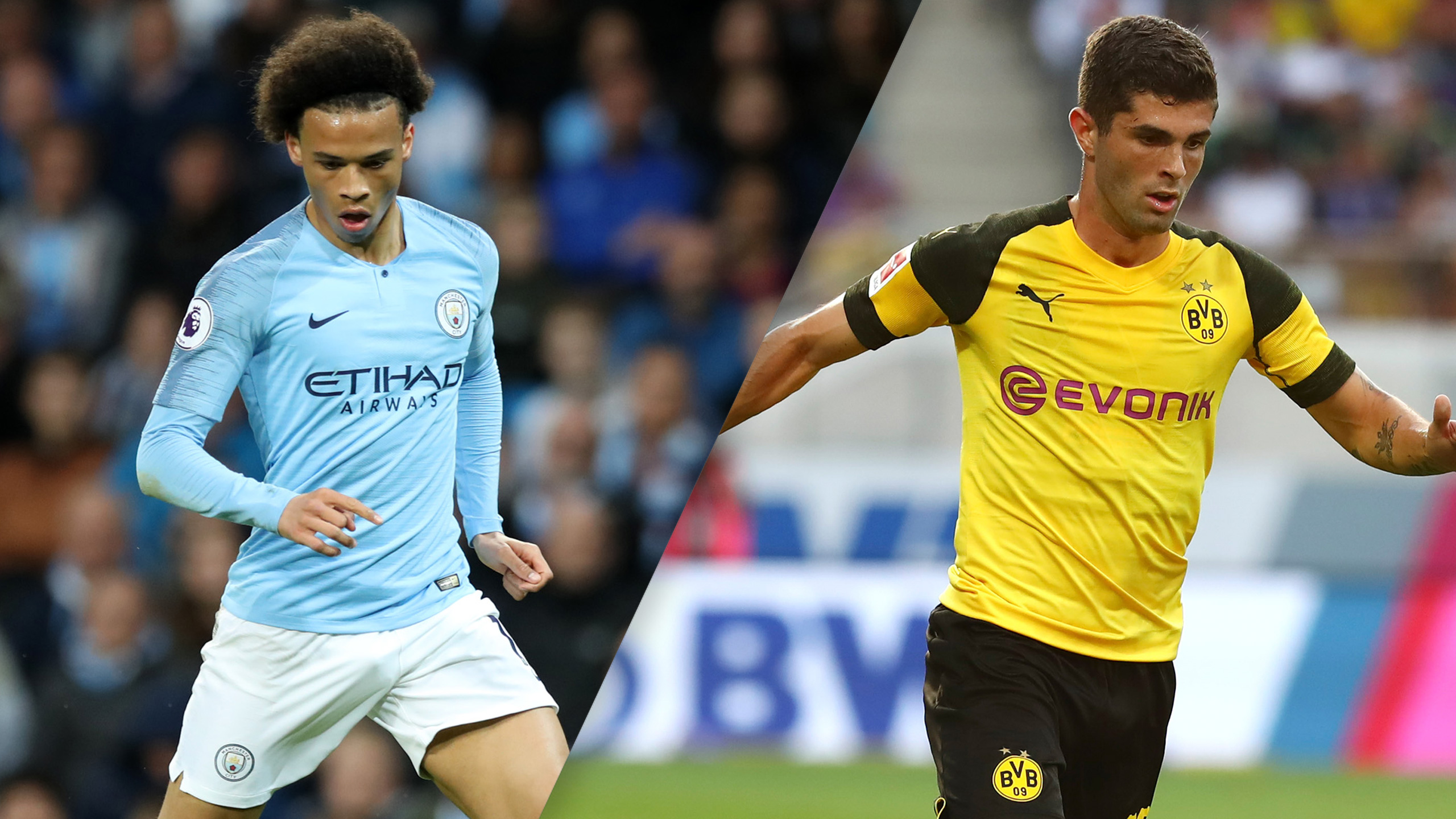 Manchester City vs. Borussia Dortmund (International Champions Cup)