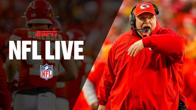 Tue, 1/21 - NFL Live