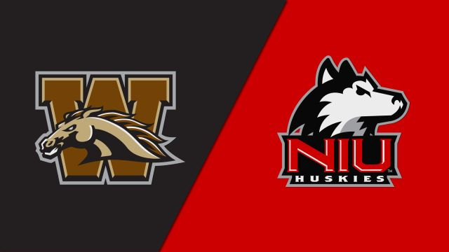 Western Michigan vs. Northern Illinois (M Basketball)