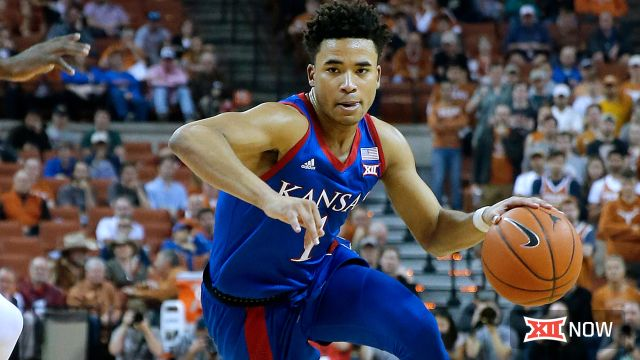 Texas Tech vs. Kansas (M Basketball)