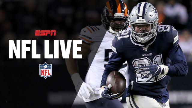 Fri, 12/6 - NFL Live