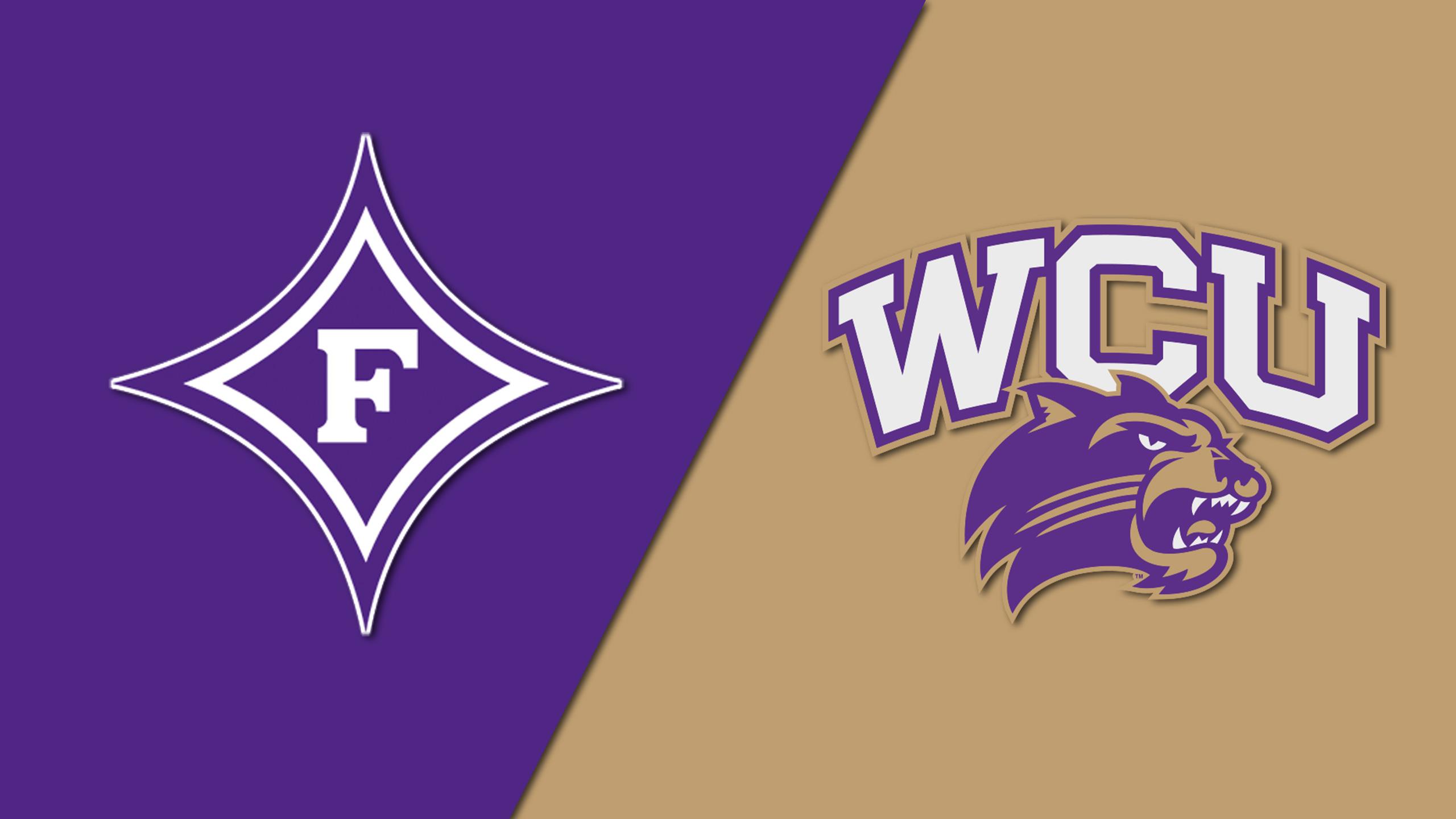 Furman vs. Western Carolina (W Volleyball)