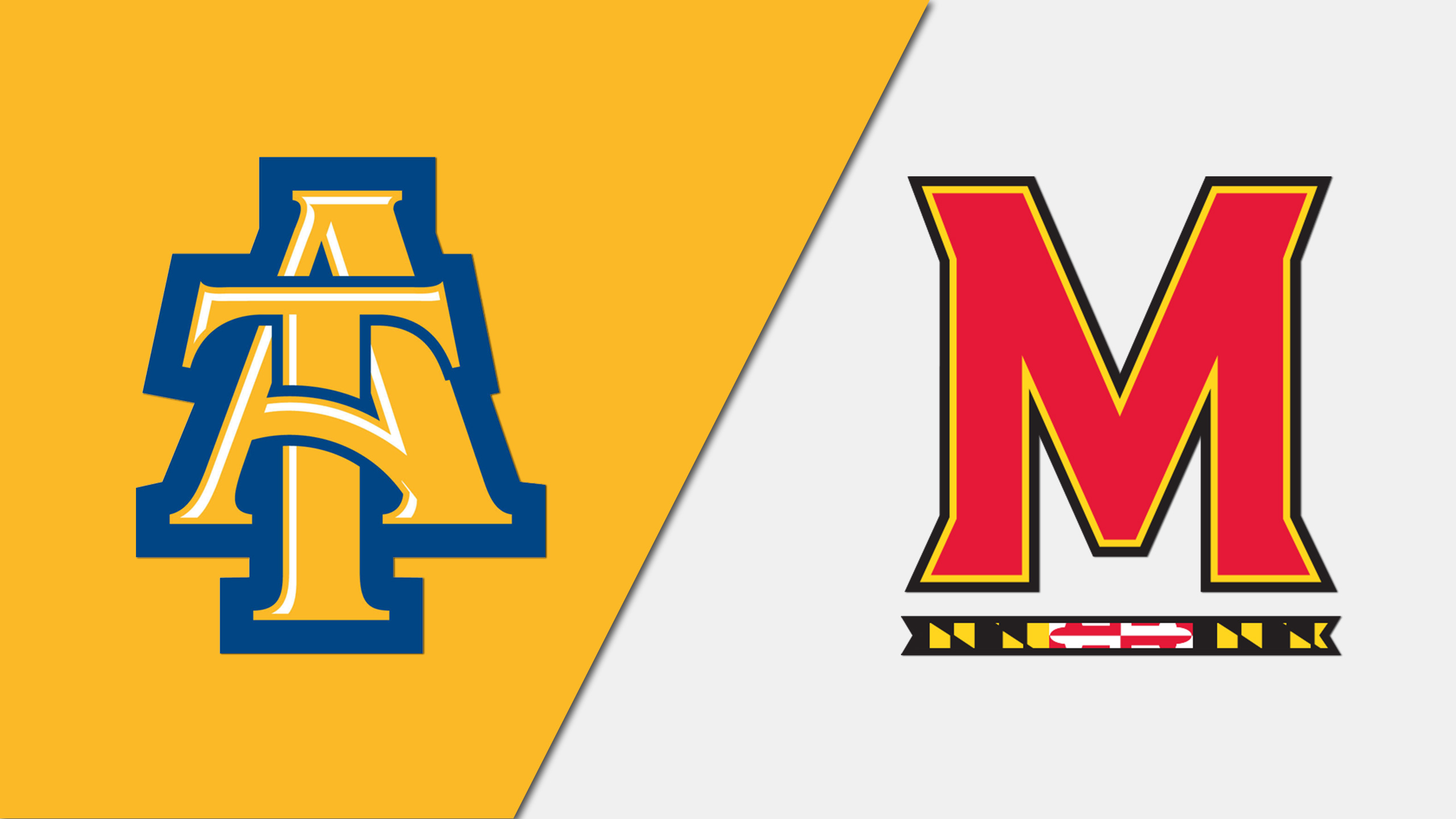 North Carolina A&T vs. Maryland (M Basketball) (re-air)