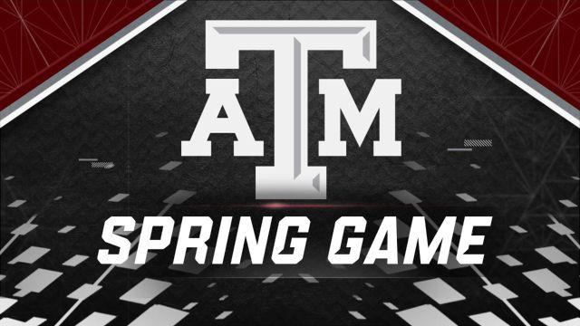 Texas A&M Spring Football Game (Football)
