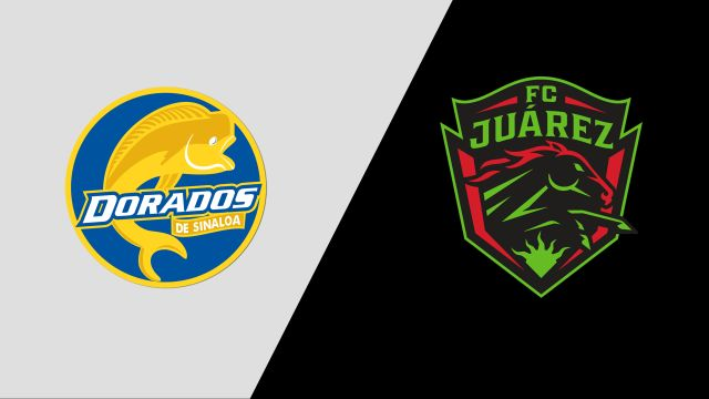 In Spanish-Dorados de Sinaloa vs. FC Juárez (Jornada 3) (Ascenso MX)