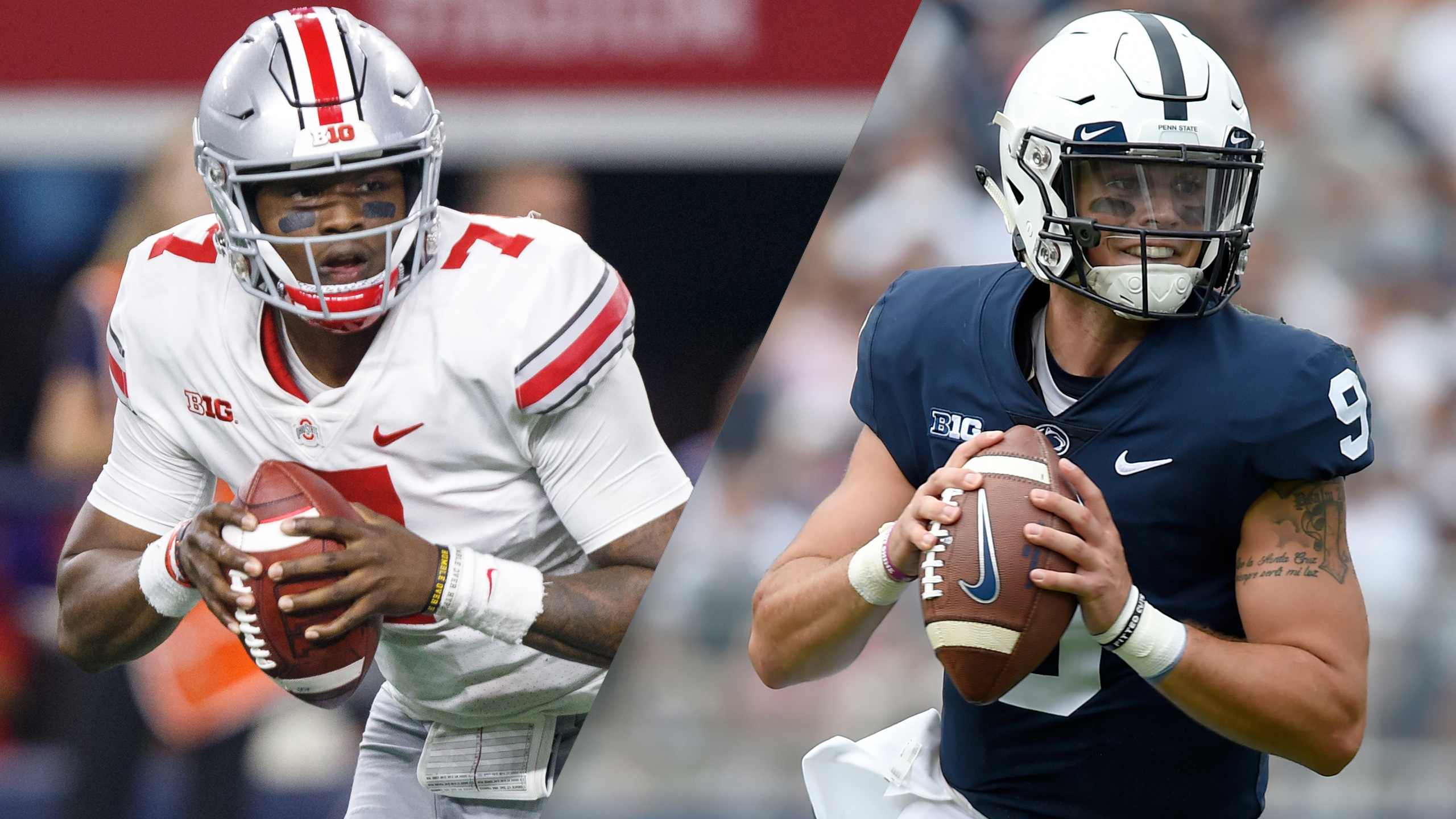 #4 Ohio State vs. #9 Penn State (re-air)