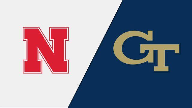 Nebraska vs. Georgia Tech (Softball)