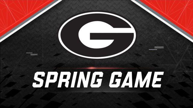Georgia Spring Football Game