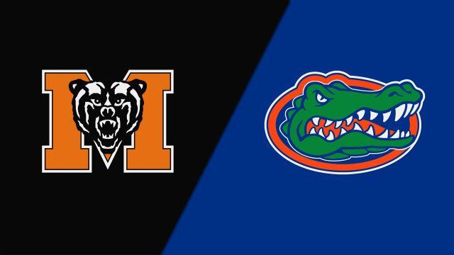 Mercer vs. Florida (Softball)