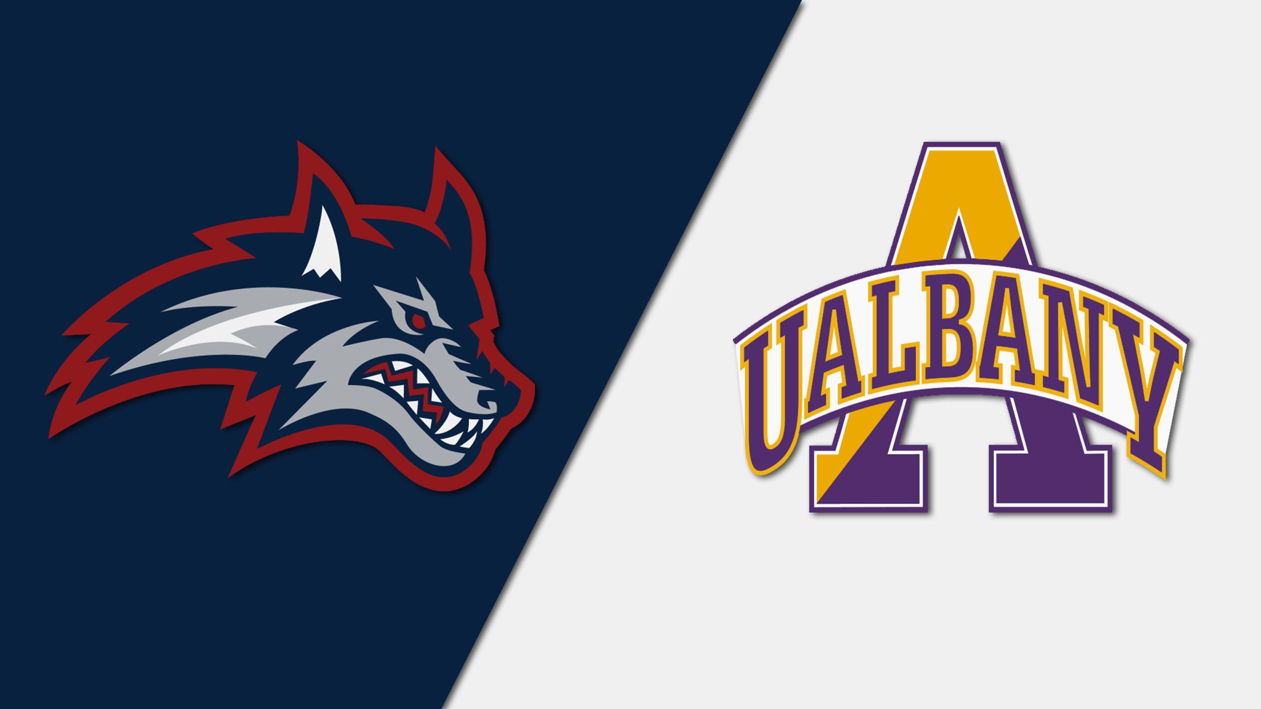 Stony Brook vs. Albany (W Soccer)