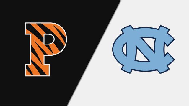 Princeton vs. North Carolina (Wrestling)