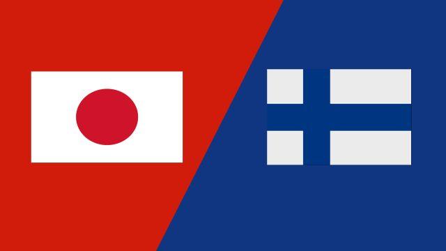 Japan vs. Finland