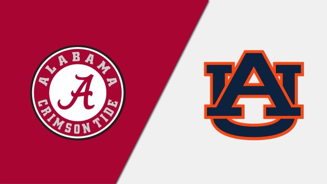 Alabama vs. Auburn Tigers (re-air)