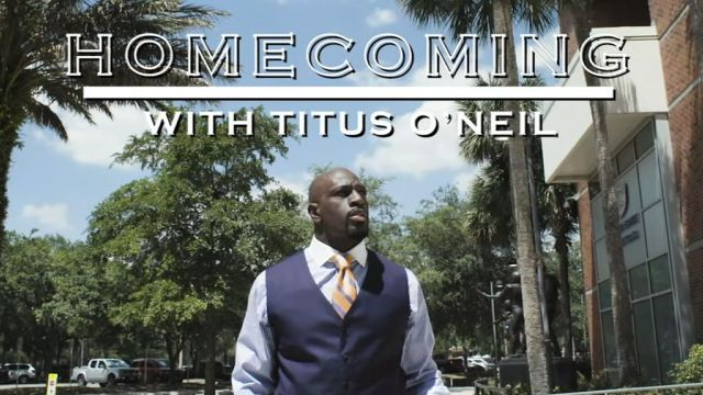 Homecoming with Titus O'Neil