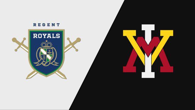 Regent University vs. VMI (M Soccer)