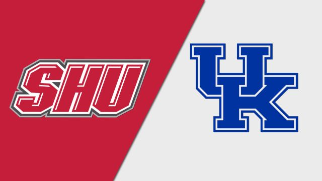 Sacred Heart vs. #18 Kentucky (W Basketball)