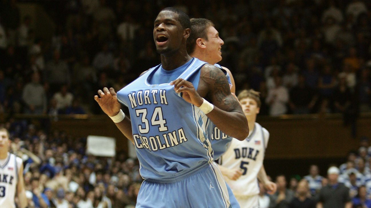 #13 North Carolina vs. #1 Duke - 3/4/2006 (re-air)