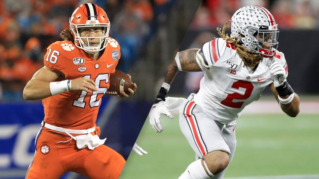 College Football Playoff Semifinal at the PlayStation Fiesta Bowl: #3 Clemson vs. #2 Ohio State