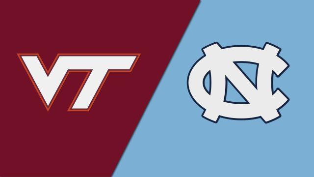 Virginia Tech vs. #3 North Carolina (Quarterfinal) (ACC Women's Lacrosse Championship)