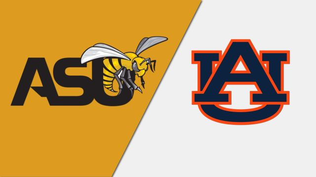 Alabama State vs. #14 Auburn (Softball)