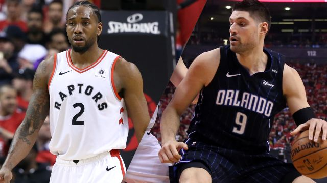 Toronto Raptors vs. Orlando Magic (First Round, Game 3)