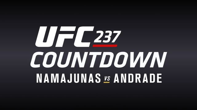 UFC 237 Countdown: Namajunas vs. Andrade