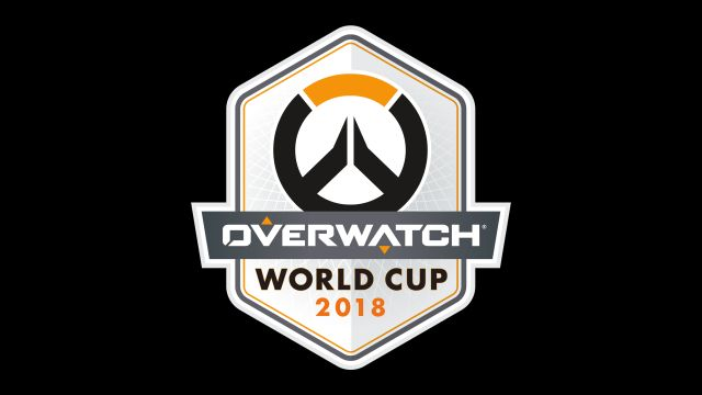2018 Overwatch World Cup Paris Group Stage