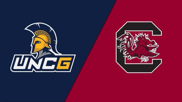 UNC Greensboro vs. #21 South Carolina (Softball)